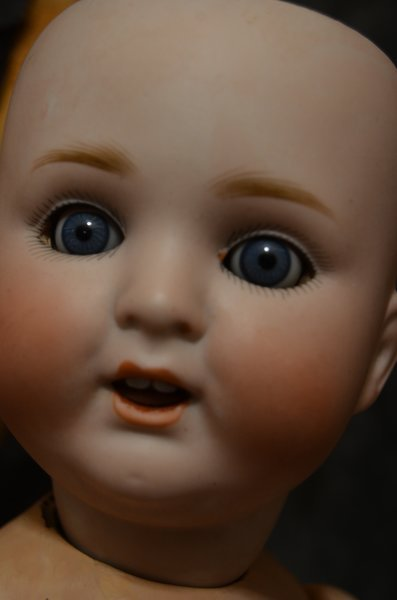 """15"""" ANTIQUE CHARACTER BABY ~ 169 ~ - 2"""