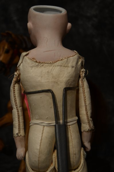 LOVELY ANTIQUE SHOULDERHEAD ~ RUTH ~ - 3