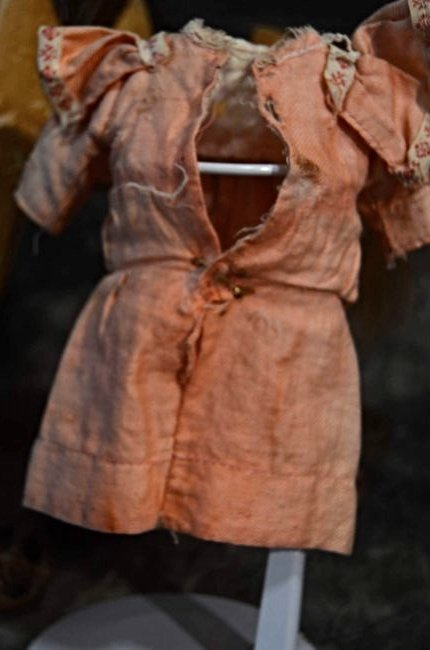 ANTIQUE DOLL DRESS ~ ORIGINAL~ - 2
