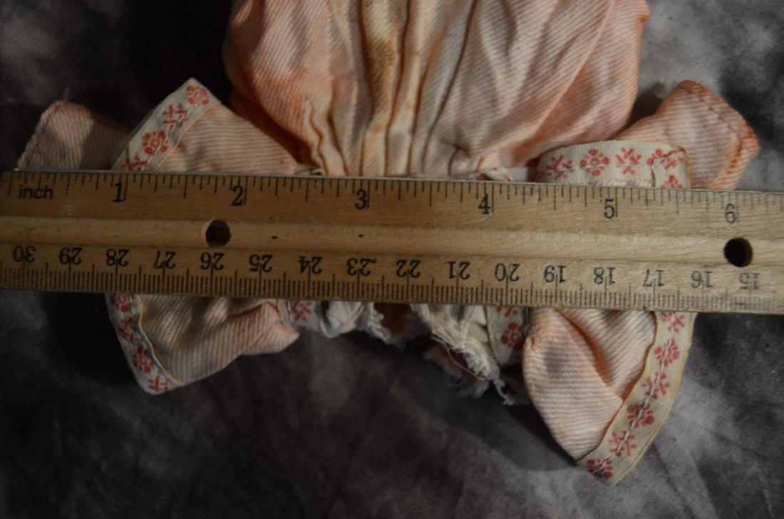 ANTIQUE DOLL DRESS ~ ORIGINAL~ - 4