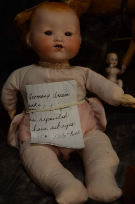 ANTIQUE ARMAND MARSEILLE ~ DREAM BABY ~