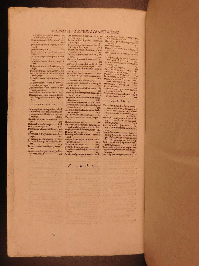 1665 Francis Bacon New Atlantis Novum Organum - 10