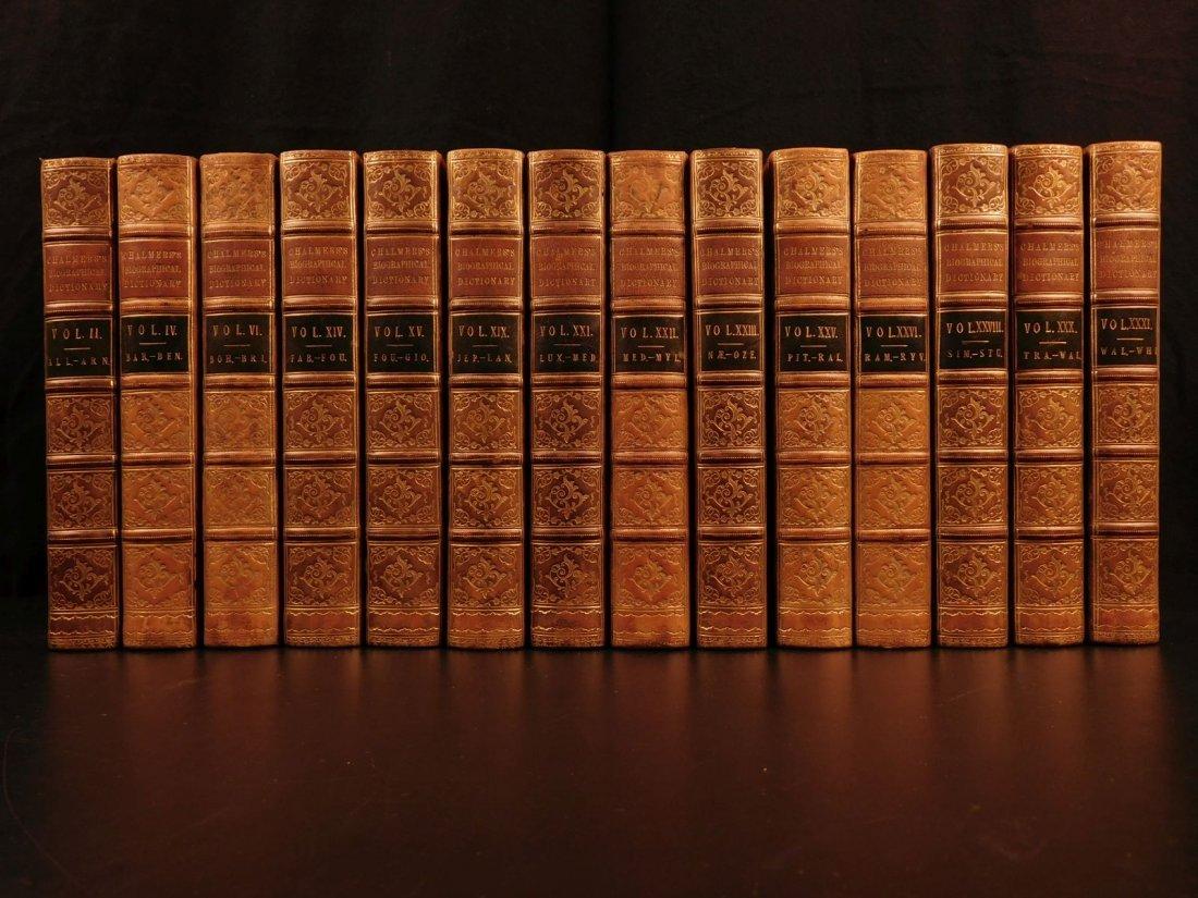1812 EXQUISITE Biographical Dictionary Alexander