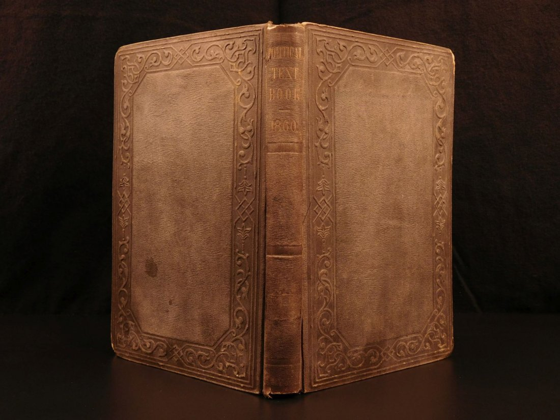 1860 1ed Horace Greeley on Slavery Abraham Lincoln