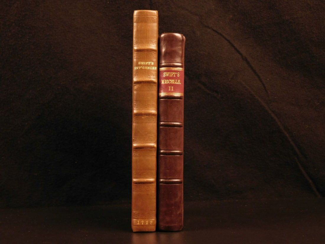 1729 Jonathan Swift Intelligencer John Gay Fables