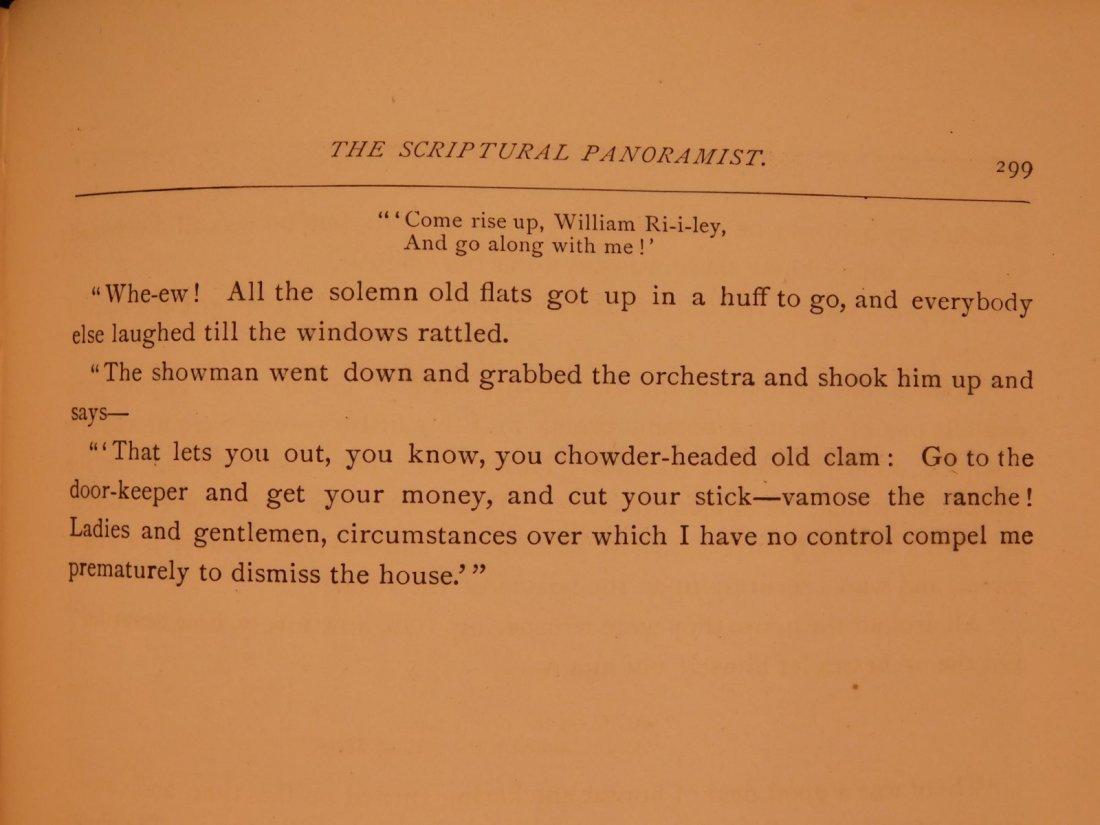 1875 1st ed Sketches Mark TWAIN Samuel Clemens - 10