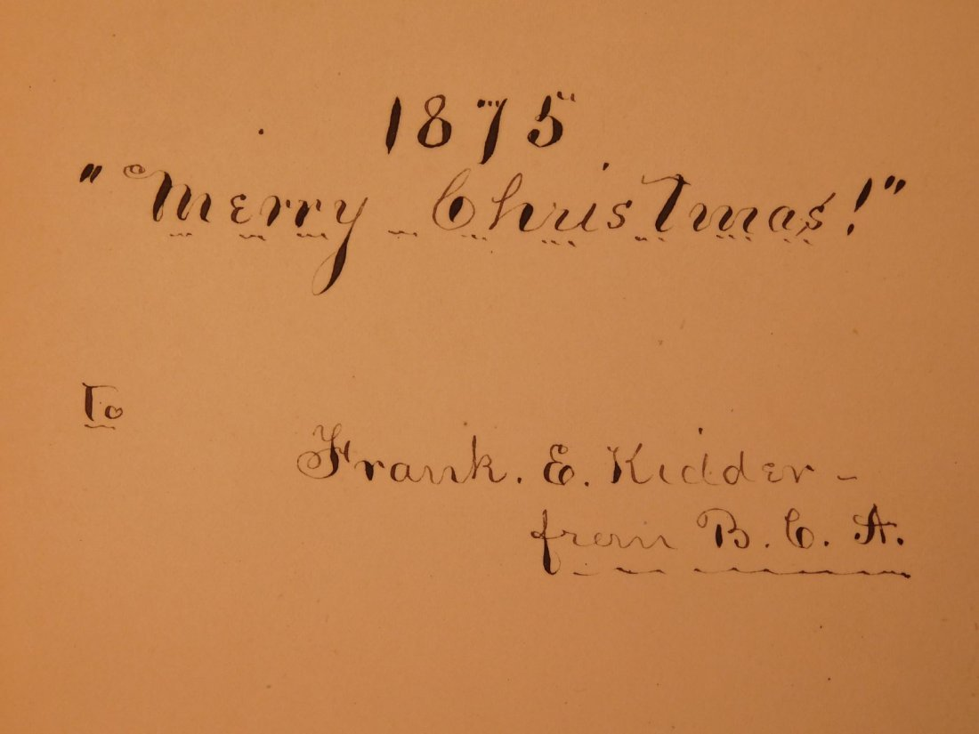 1875 1st ed Sketches Mark TWAIN Samuel Clemens - 2