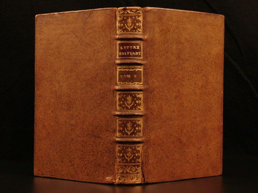 1741 Jesuit Missions South America Brazil PERU Paraguay