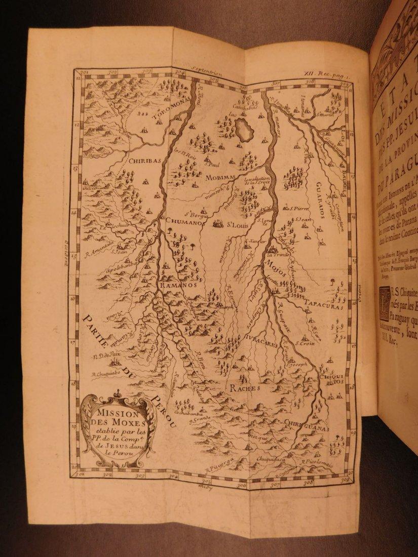1741 Jesuit Missions South America Brazil PERU Paraguay - 3