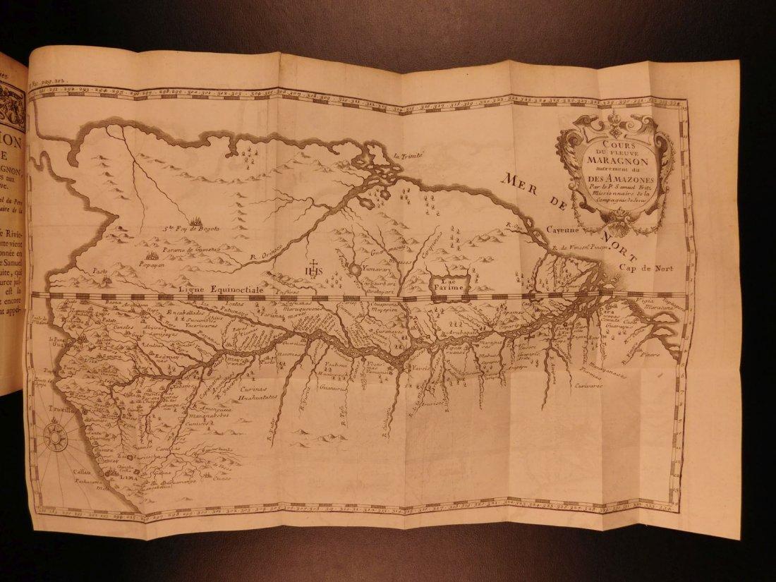 1741 Jesuit Missions South America Brazil PERU Paraguay - 8