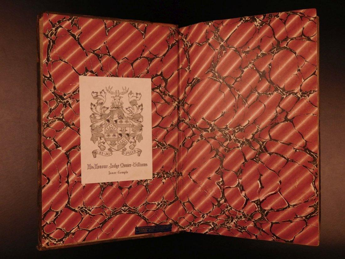 1775 English LAW John Fortescue Laudibus Legum England - 2