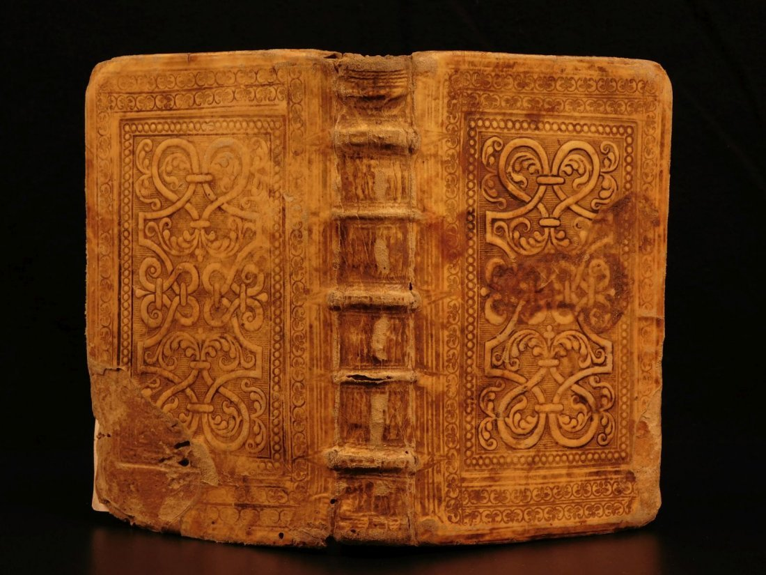 1578 1st ed Lutheran BIBLE Widebrand PSALMS of David