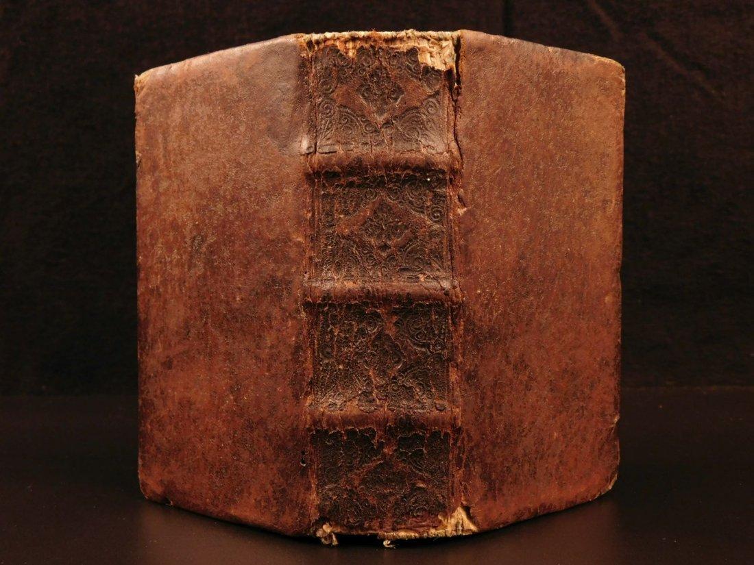 1626 Jeremias Drexel Jobas Bible JOB + Palaestra Sin