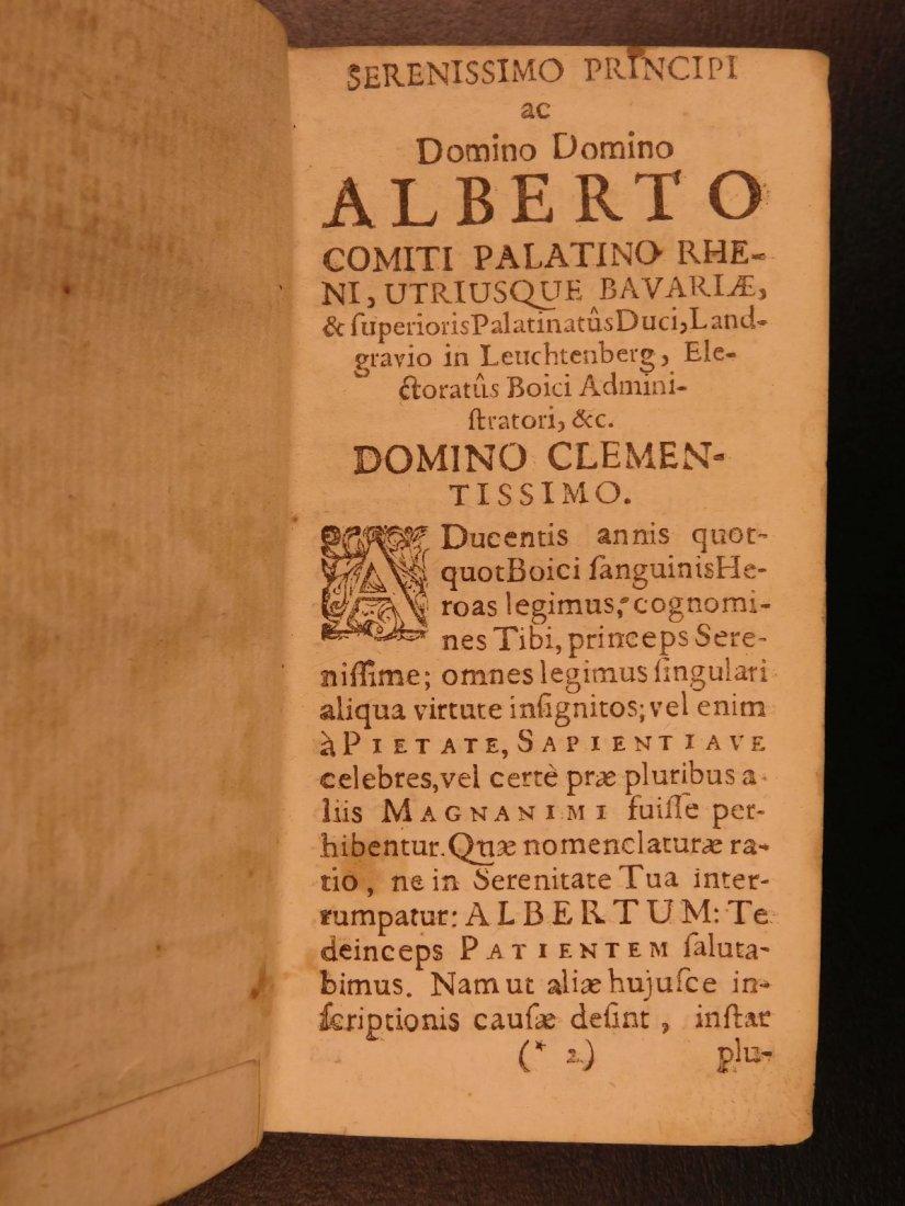 1626 Jeremias Drexel Jobas Bible JOB + Palaestra Sin - 3