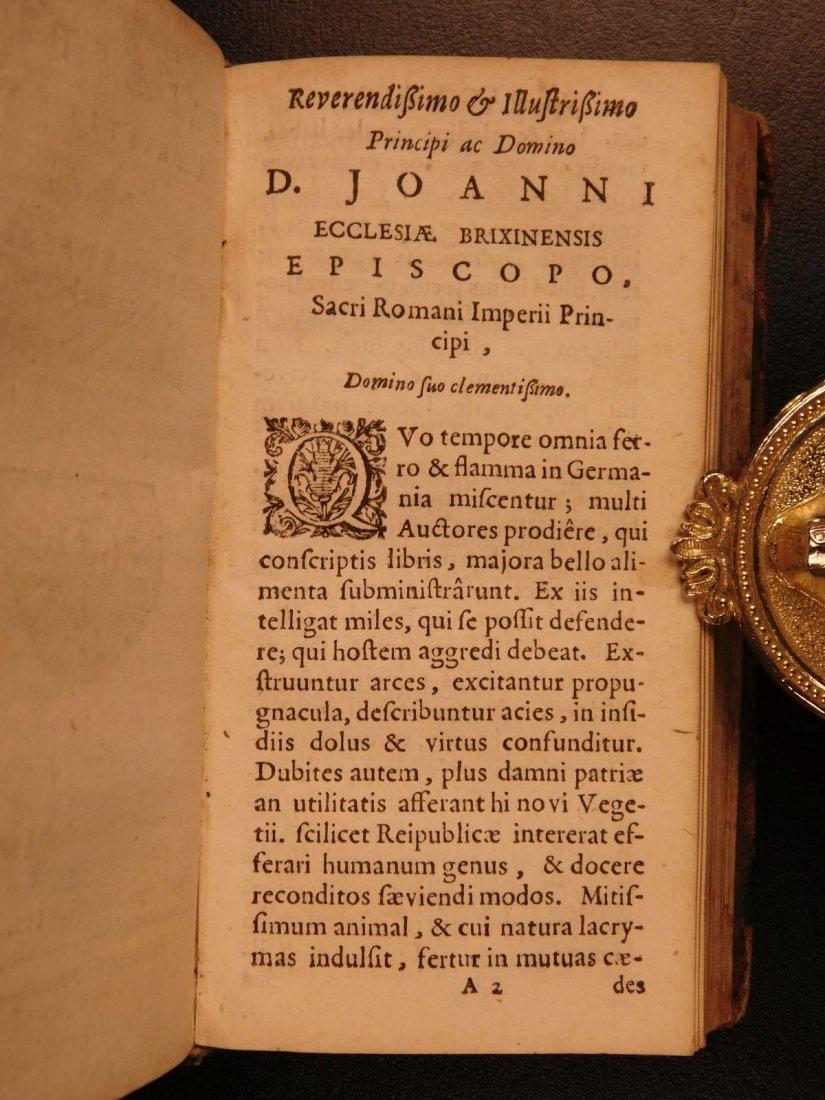 1626 Jeremias Drexel Jobas Bible JOB + Palaestra Sin - 8