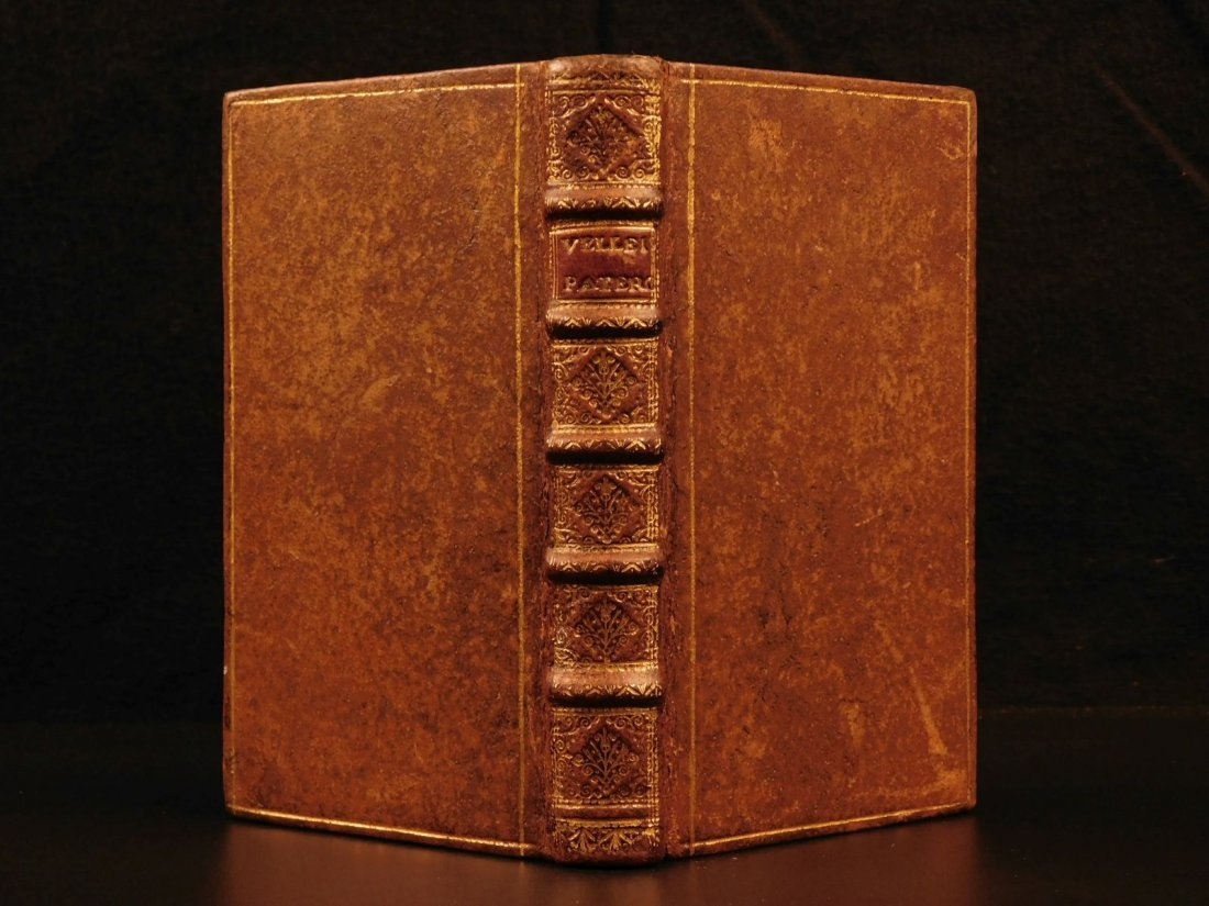 1654 Roman History Velleius Paterculus Carthage ROME