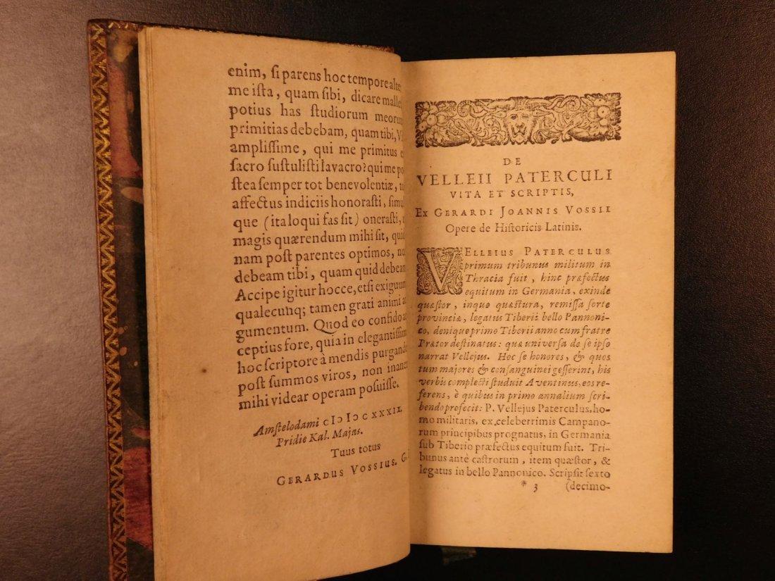 1654 Roman History Velleius Paterculus Carthage ROME - 5
