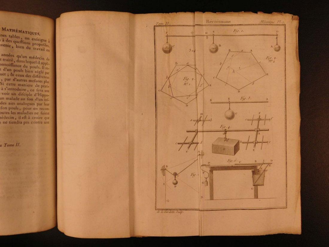 1778 Mathematics & Physics Mechanics Magic Lantern - 3
