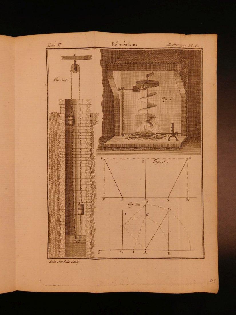 1778 Mathematics & Physics Mechanics Magic Lantern - 4