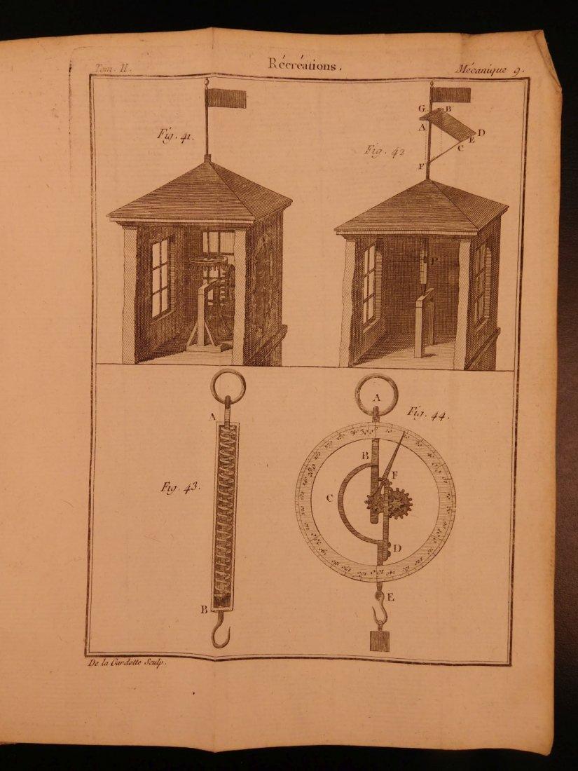 1778 Mathematics & Physics Mechanics Magic Lantern - 5
