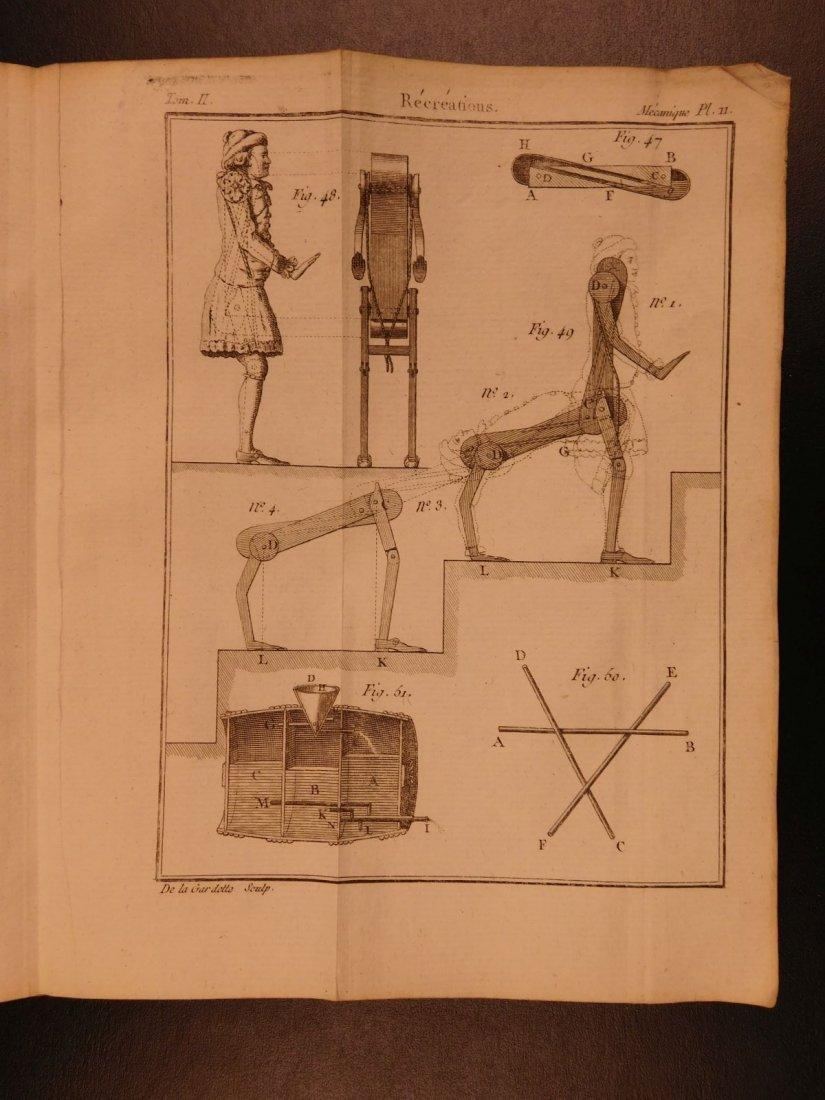 1778 Mathematics & Physics Mechanics Magic Lantern - 6