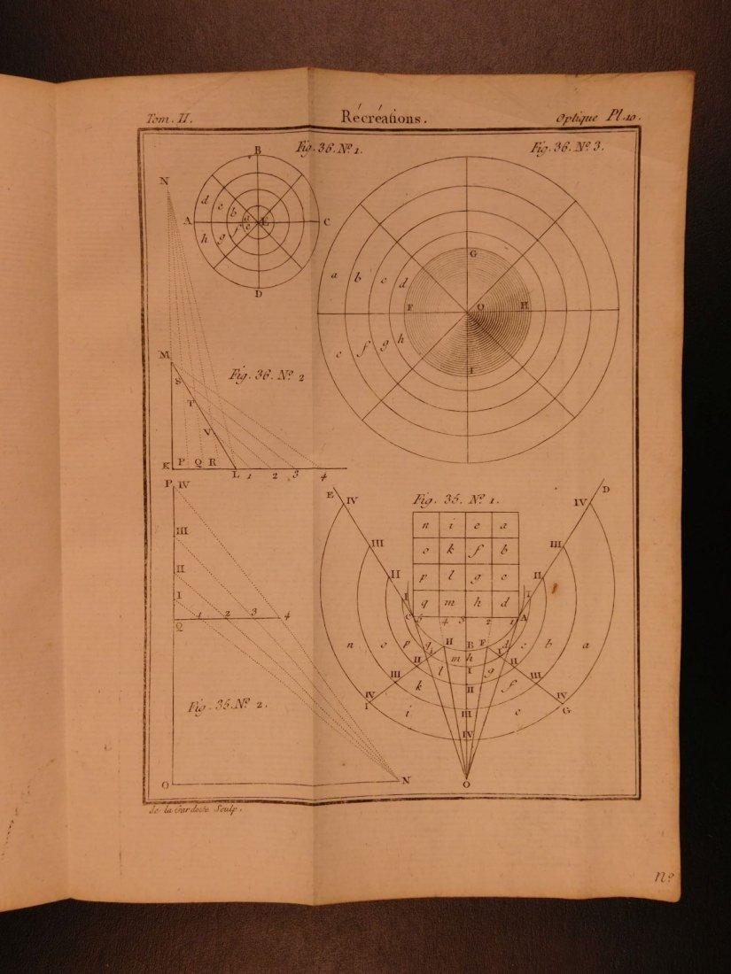 1778 Mathematics & Physics Mechanics Magic Lantern - 7