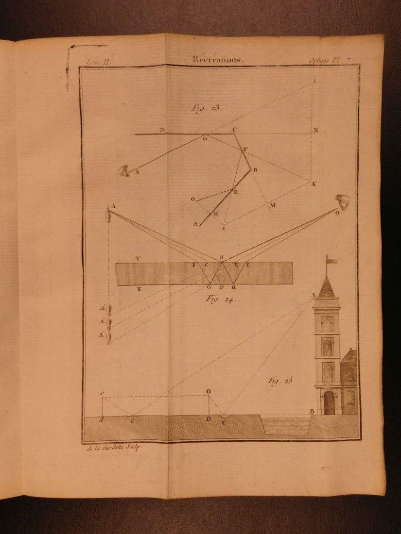 1778 Mathematics & Physics Mechanics Magic Lantern - 8