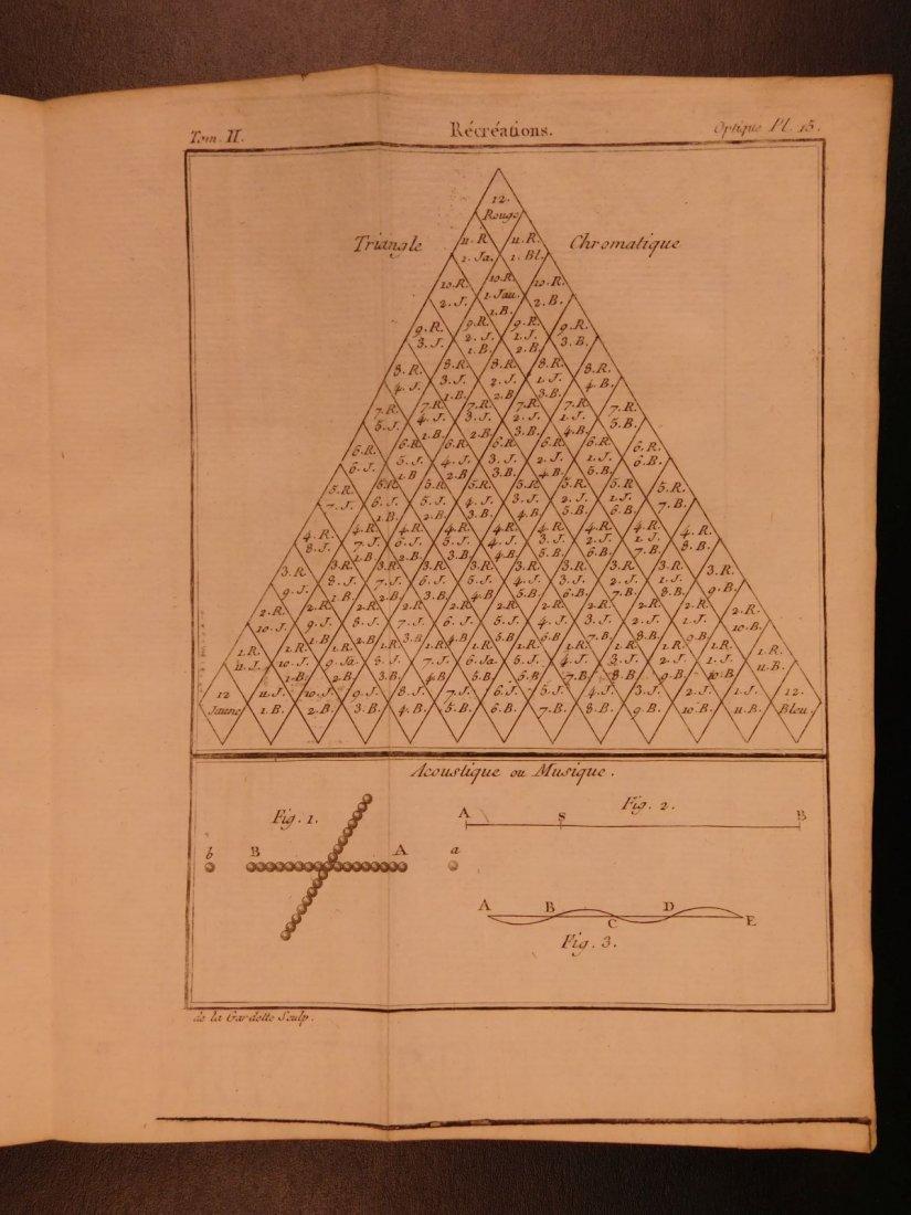 1778 Mathematics & Physics Mechanics Magic Lantern - 9