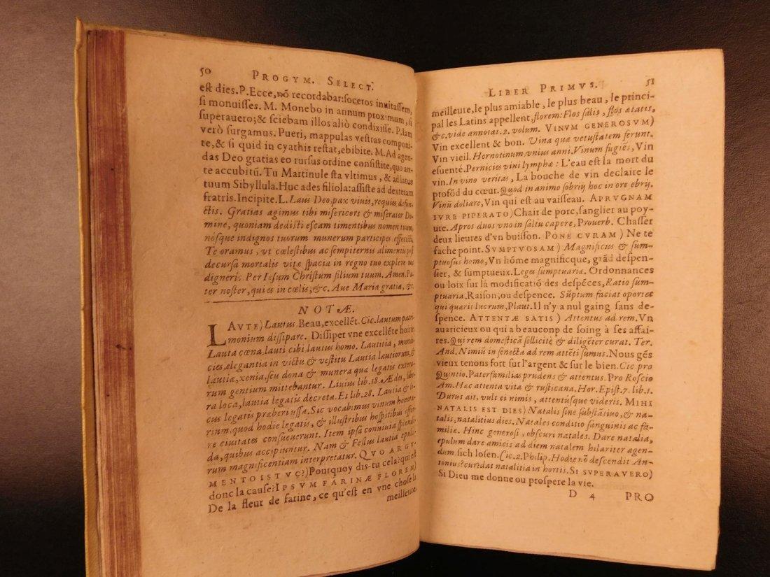 1596 Jesuit Pontanus Art of Writing Renaissance - 6