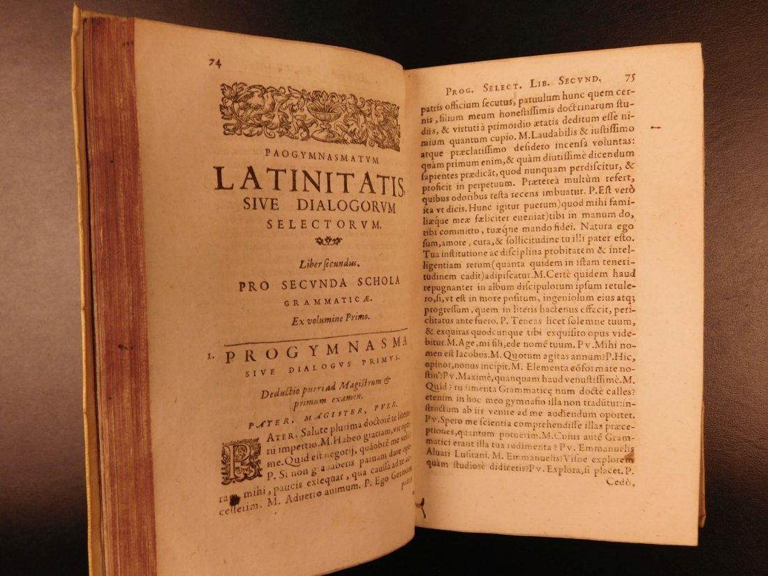 1596 Jesuit Pontanus Art of Writing Renaissance - 7