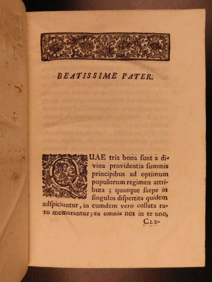 1713 1ed Originum Juris Civilis Thomas Jefferson - 4