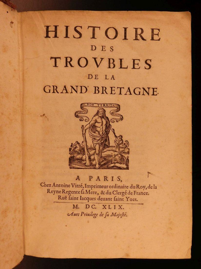 1649 1st ed English Civil War Puritans Royalists - 2
