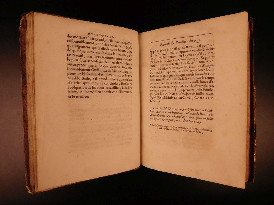1649 1st ed English Civil War Puritans Royalists - 6