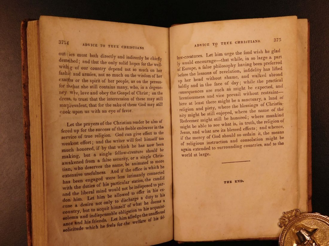 1830 1ed William Wilberforce Famous Slavery Abolition - 10