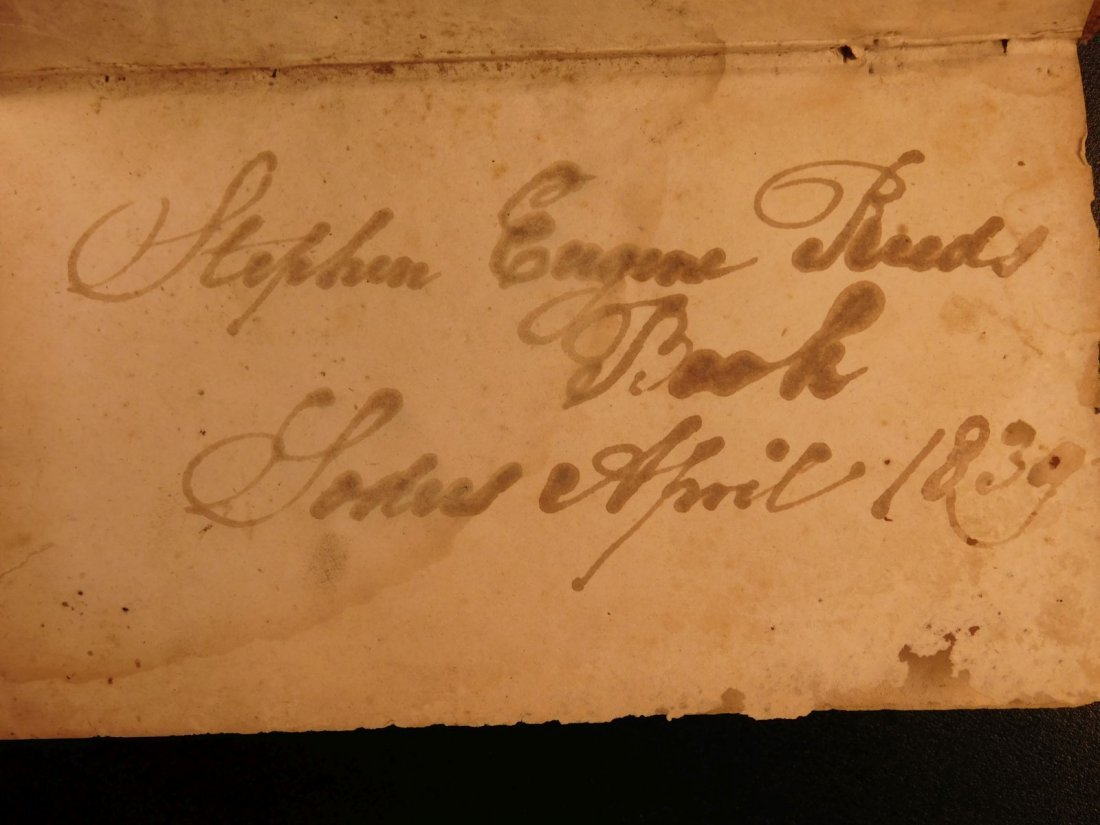 1830 1ed William Wilberforce Famous Slavery Abolition - 2