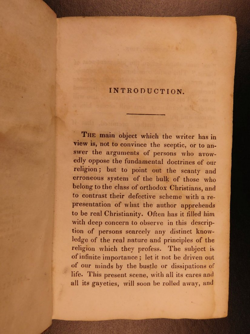 1830 1ed William Wilberforce Famous Slavery Abolition - 4