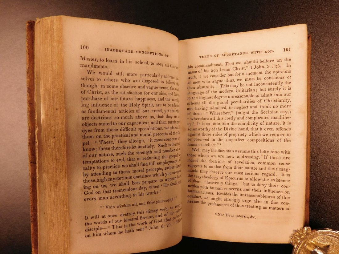 1830 1ed William Wilberforce Famous Slavery Abolition - 7