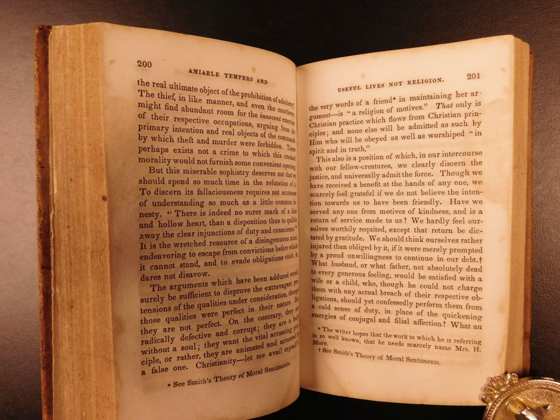 1830 1ed William Wilberforce Famous Slavery Abolition - 8