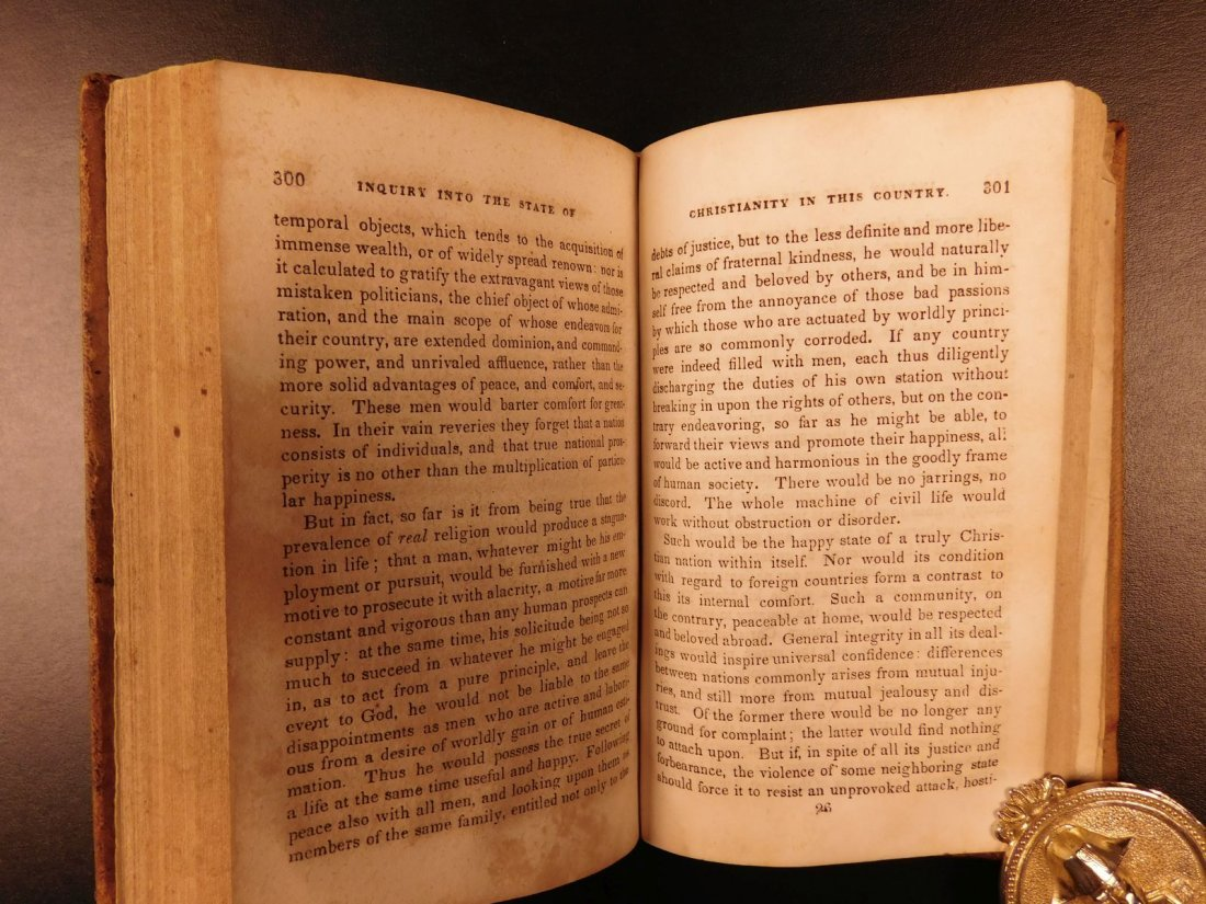 1830 1ed William Wilberforce Famous Slavery Abolition - 9
