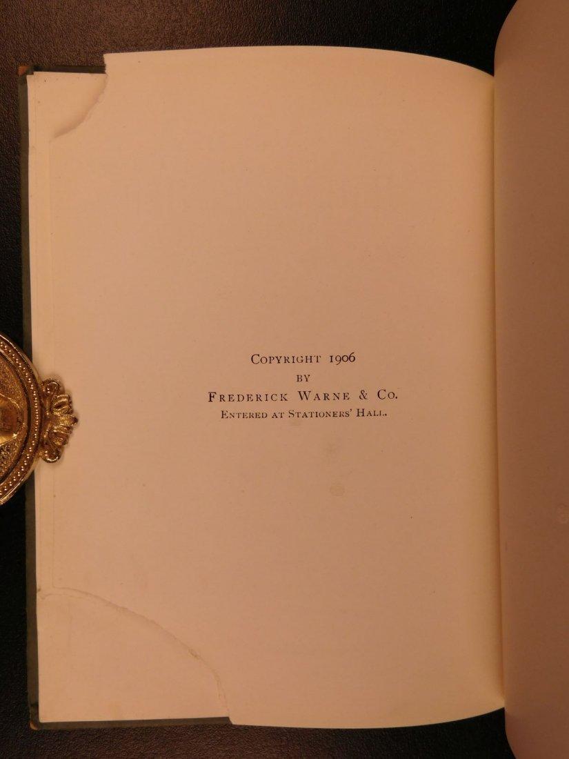 1906 1ed Tale of Mr Jeremy Fisher Beatrix Potter - 4