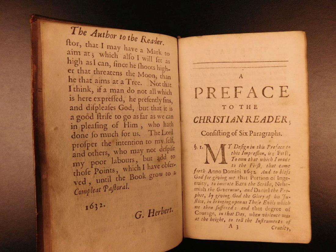1701 A Priest to the Temple George Herbert Welsh Pastor - 4