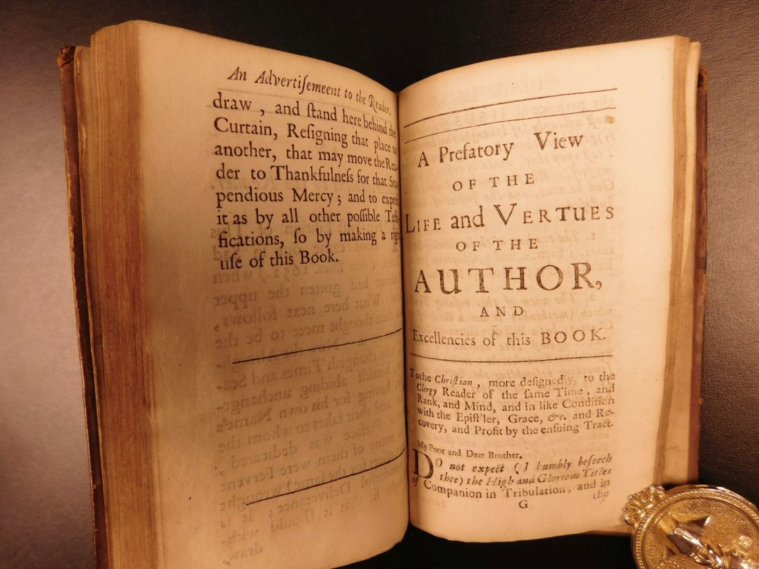 1701 A Priest to the Temple George Herbert Welsh Pastor - 8