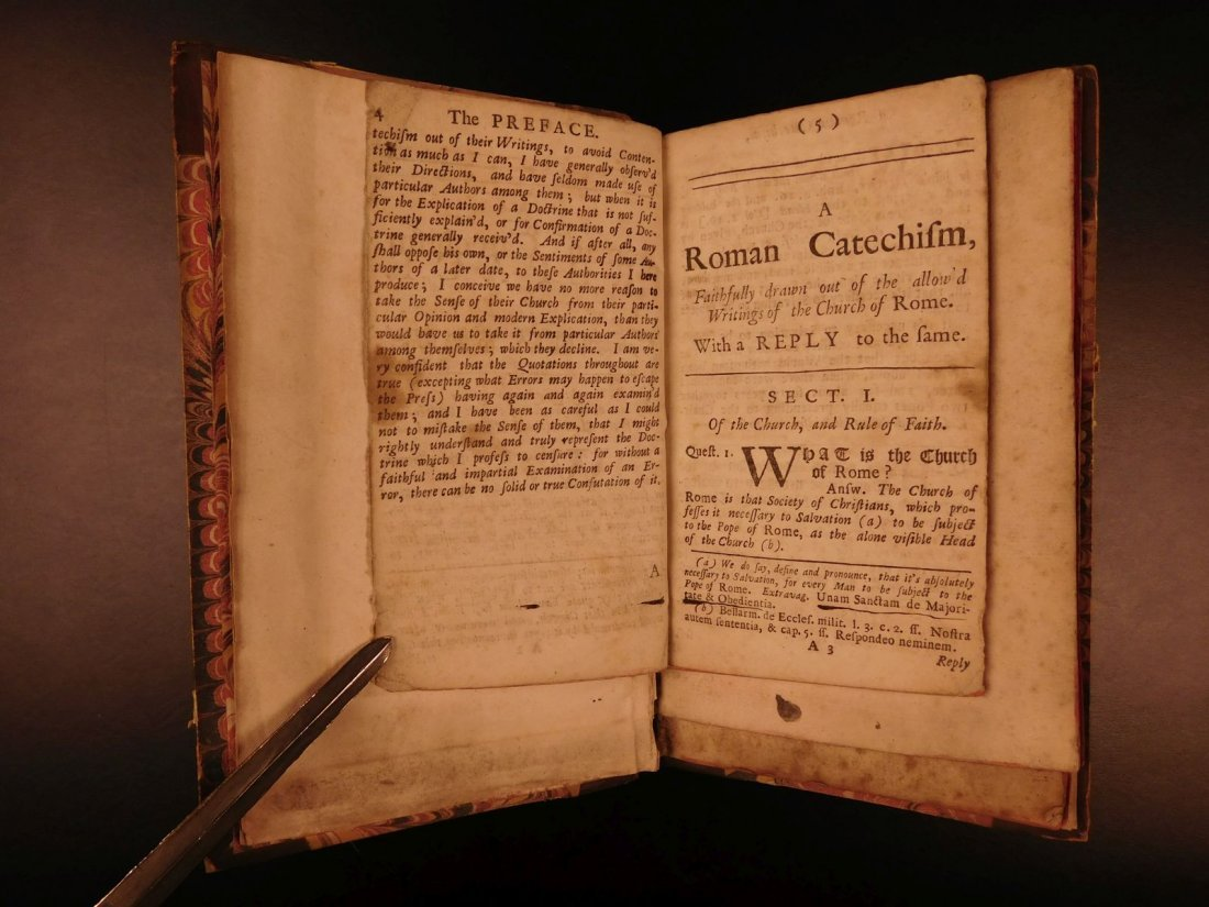 1686 Collection of Anti Catholic Pamphlets Church - 4