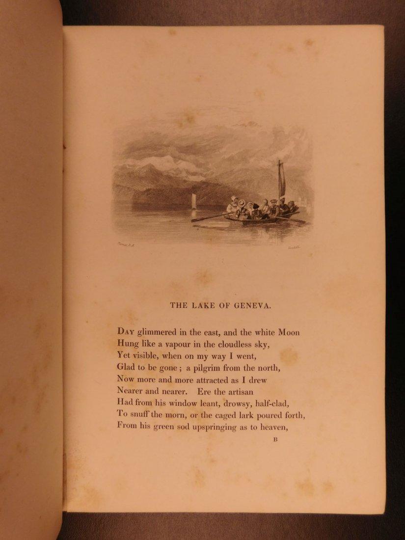 1836 EXQUISITE Samuel Rogers ITALY Poem English Poetry - 3