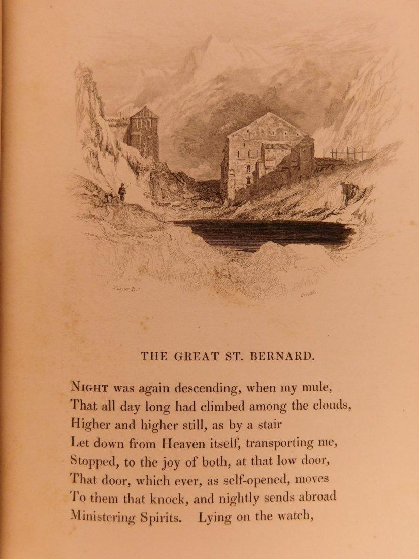 1836 EXQUISITE Samuel Rogers ITALY Poem English Poetry - 5