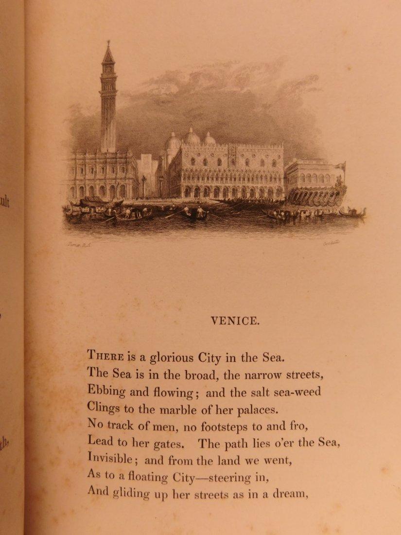 1836 EXQUISITE Samuel Rogers ITALY Poem English Poetry - 7