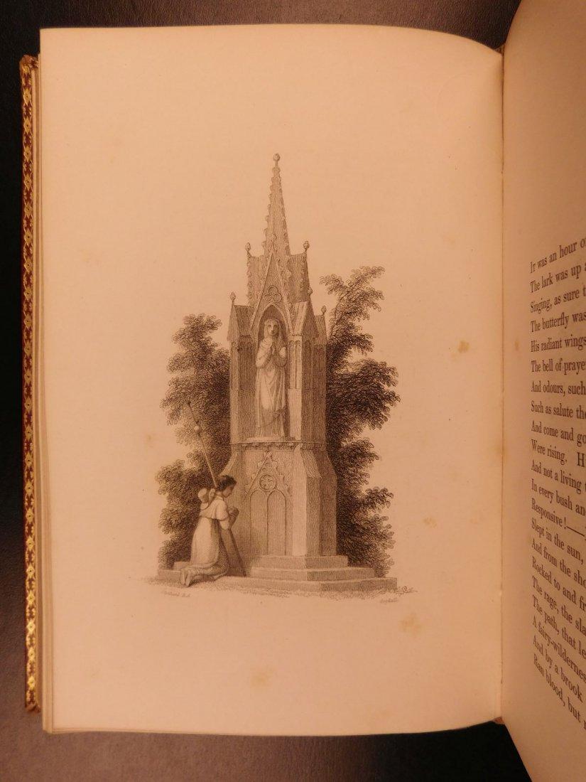 1836 EXQUISITE Samuel Rogers ITALY Poem English Poetry - 9