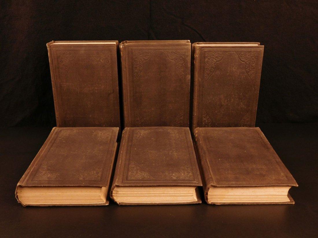 1850 Famed Edward Gibbon Decline & Fall of Roman Empire - 2