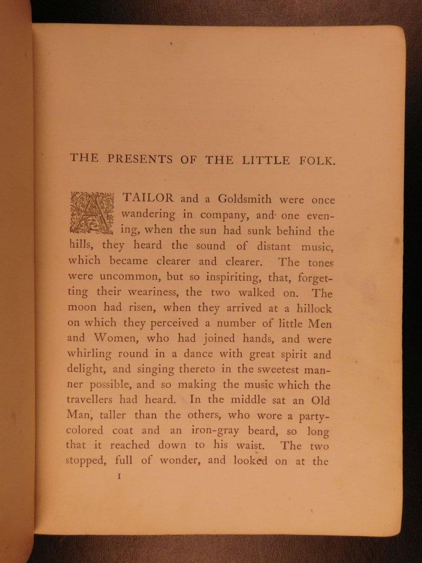 1867 Grimm's Goblins Fairy Tales Illustrated Cruikshank - 3