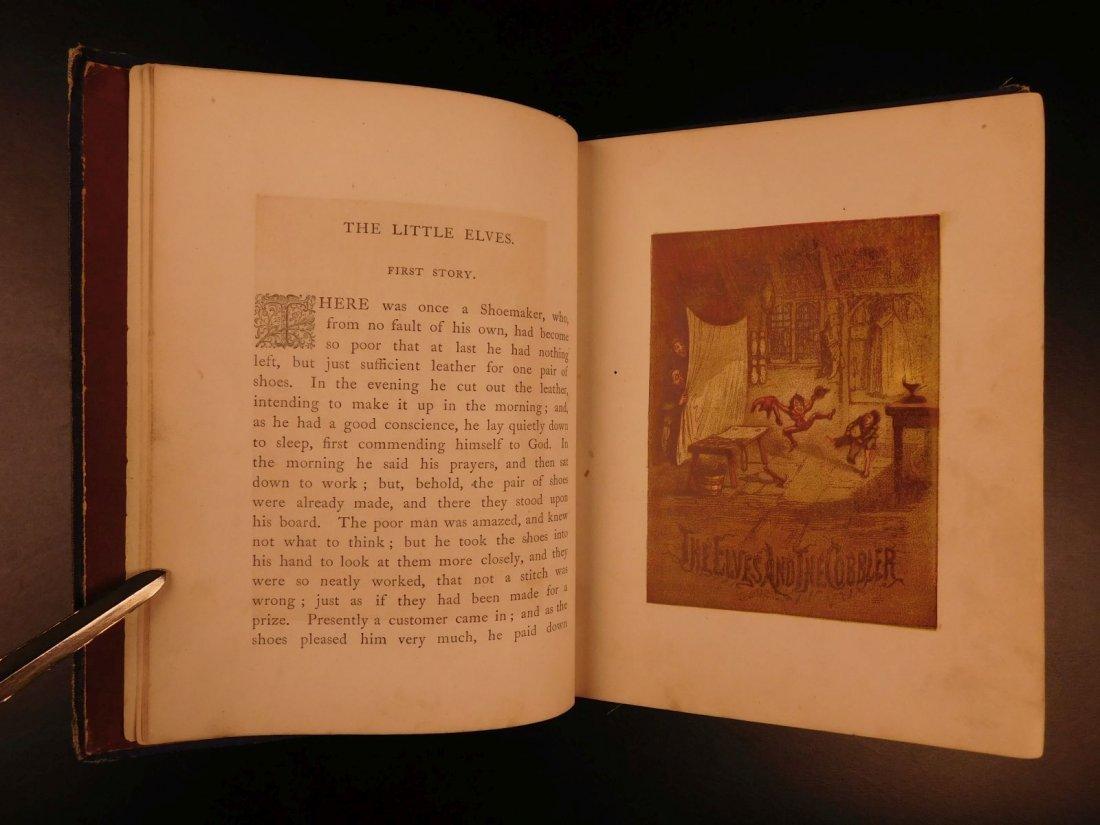 1867 Grimm's Goblins Fairy Tales Illustrated Cruikshank - 4
